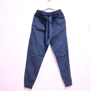 Jogger Pants - Navy