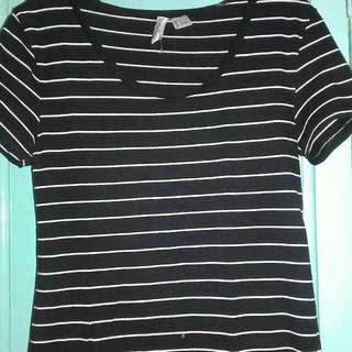 Divided Basic blouse