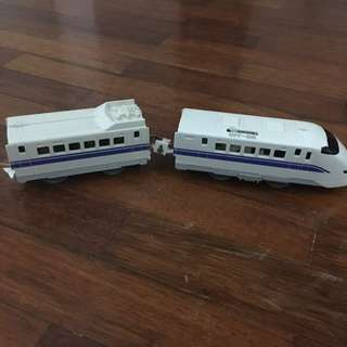 Plarail Train Set