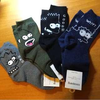🚚 ✨獨家✨辛普森家庭襪襪福袋