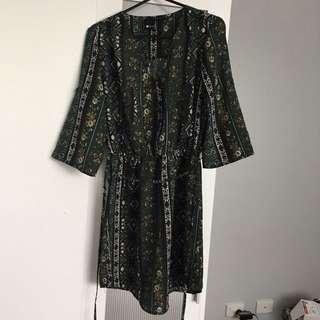 Swell Boho Dress