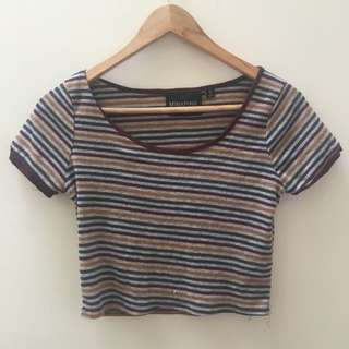 Minkpink Crop-Small