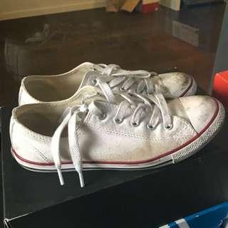 Converse Shoes Size 6us
