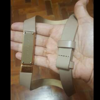 Charles and Keith Leather Adjustable Belt