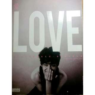 LOVE  愛~即使世界不斷讓你失望,也要繼續相信愛