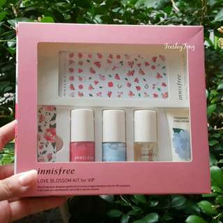 🆕 Innisfree Love Blossom Kit