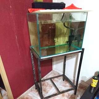 Fish Tank 65cm X 45cm X 45cm W Stand