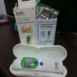 Little Bean Non Contact Infrared Talking Thermometer