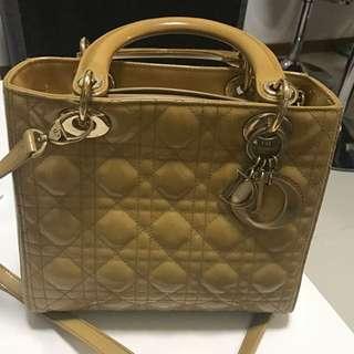 Classic Lady Dior Bag