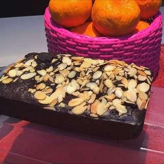 RECTANGLE DARK CHOCO BROWNIES