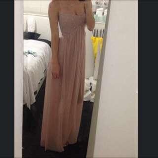 Ball Dress Size 6-8