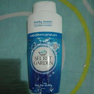 Mediterranean Secret Garden Body Wash 650 Ml