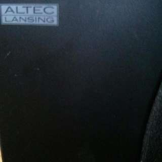 ALTEC LANSING重低音喇叭