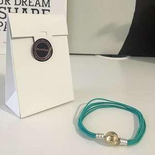 Pandora Turquoise Bracelet