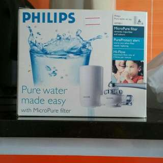 Philips Brand Pure water on tap