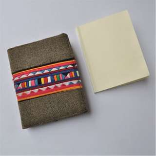 AZTEC Print Notebook