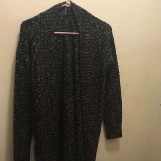 Knit Cardigan/ Sweater