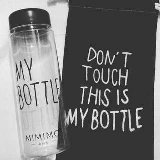 My Bottle With Pouch