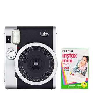 Instax Mini 90 Neo With Film
