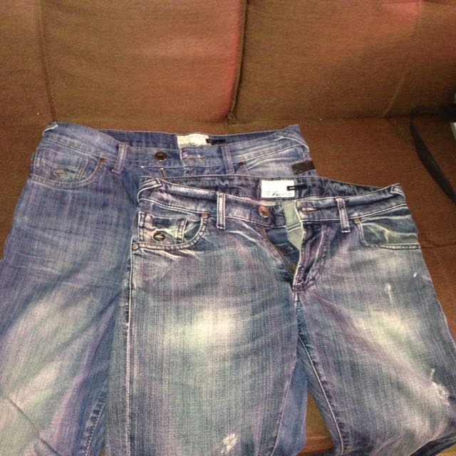 Jeans For 120& For Two