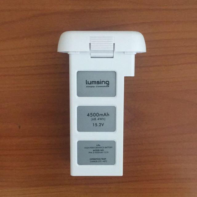 4500mAh For DJI Phantom 3 Professional Advanced Standard Intelligent Battery AU - Final Sale