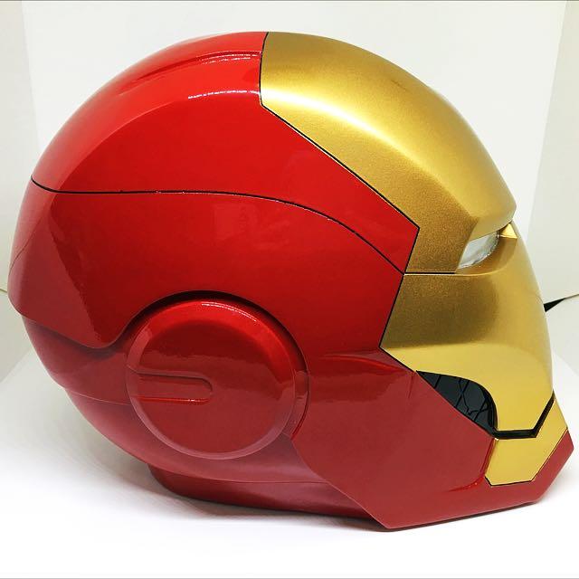 鋼鐵人 1:1 裝飾頭盔 存錢筒