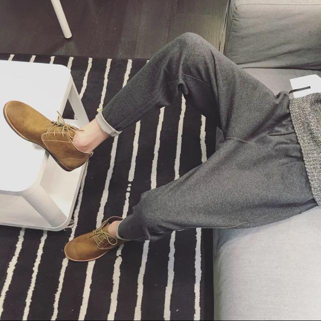 縮腿小腳褲