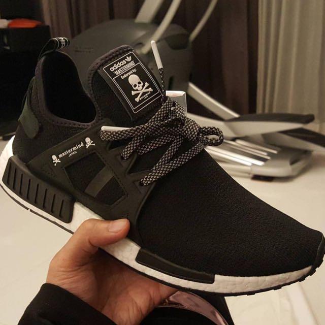Adidas NMDxMastermind japan