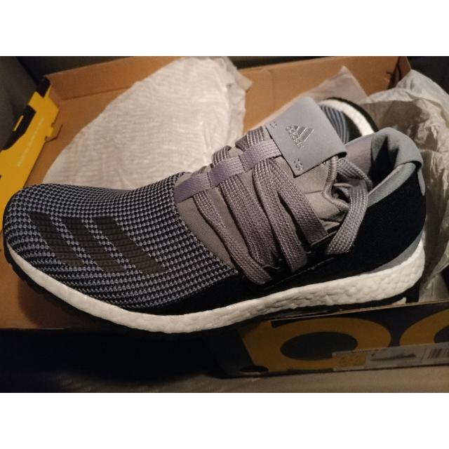 Adidas Pure Boost Raw M Grey
