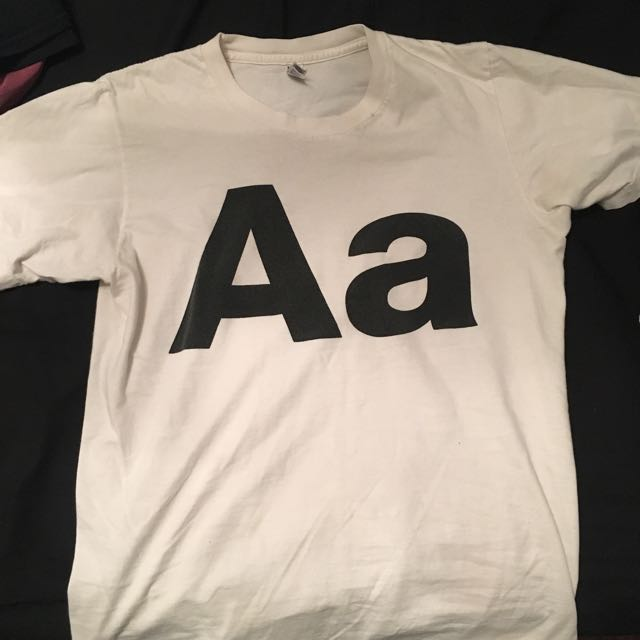 American Apparel Aa Shirt