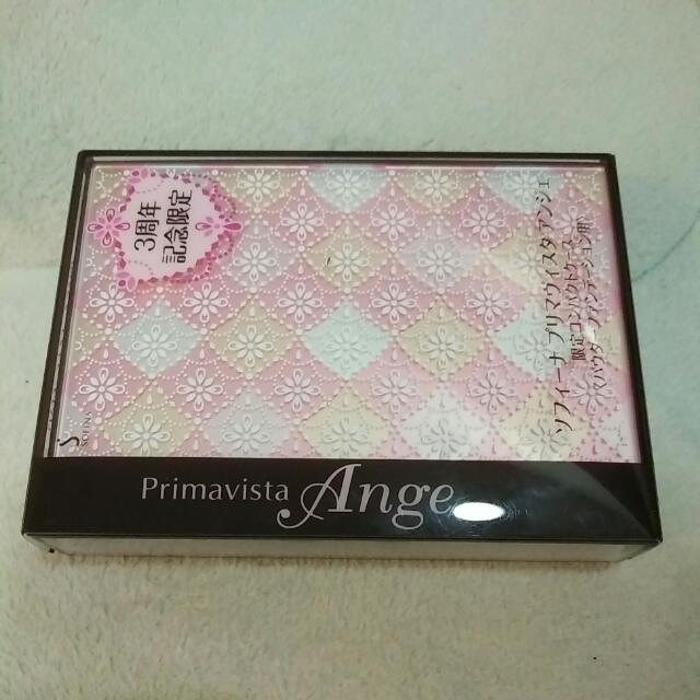 Ange 漾緁 3週年限定粉餅盒