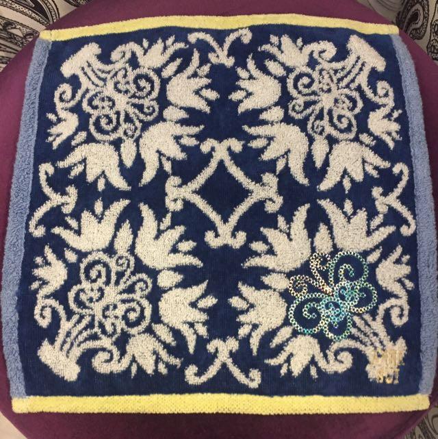 Anna Sui 毛巾