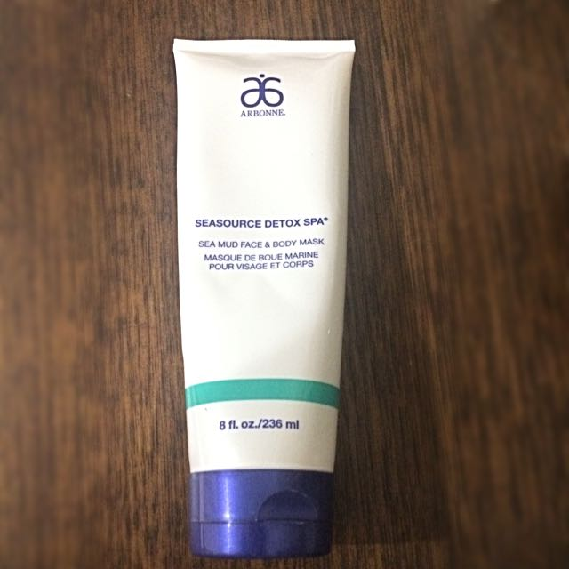 Arbonne Seasource Detox Spa