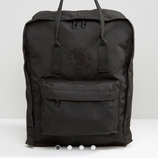 Authentic Fjallraven Re-Kanken Back Pack