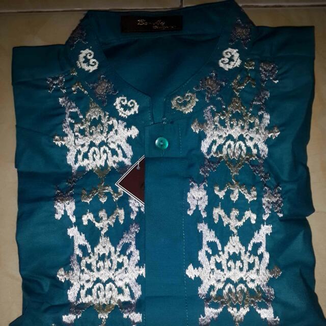 Baju Kokoh Lngan Pnjang