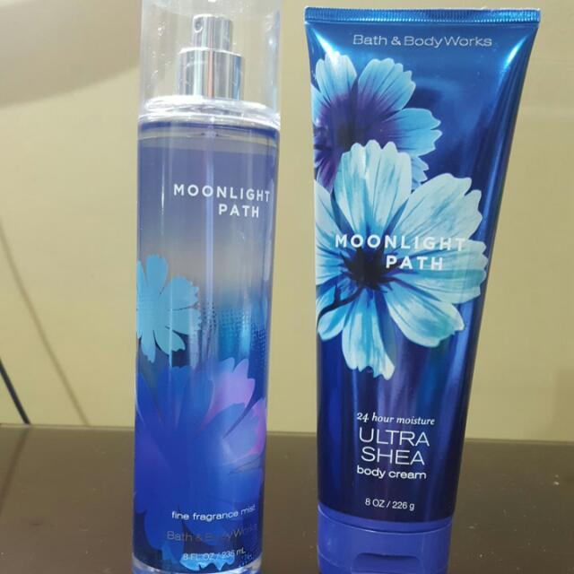 Bath And Body Moonlight Path