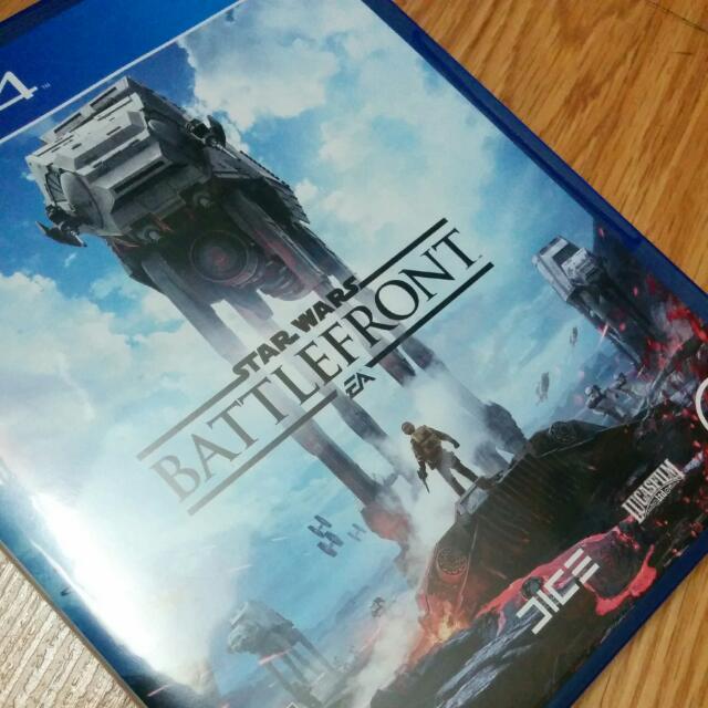Battlefront (Ps4)