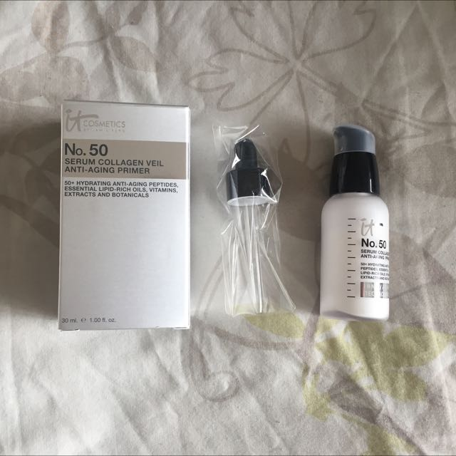 BNIB IT Cosmetics No50 Serum Primer