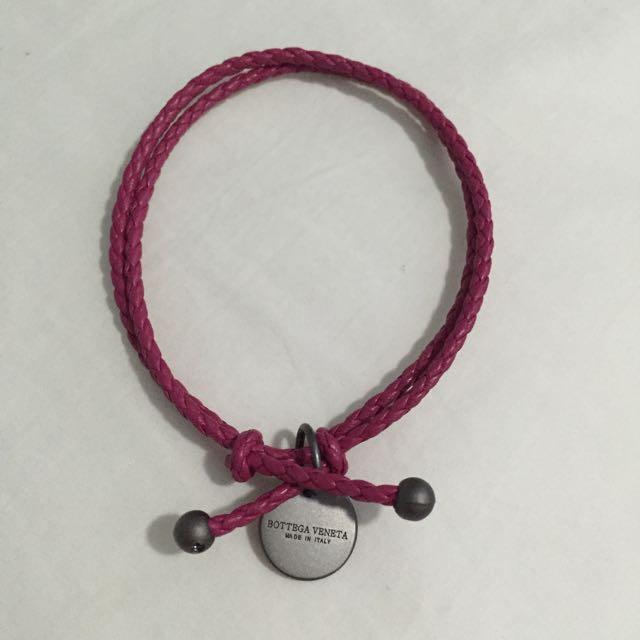 Bottega Veneta Double Strand Bracelet