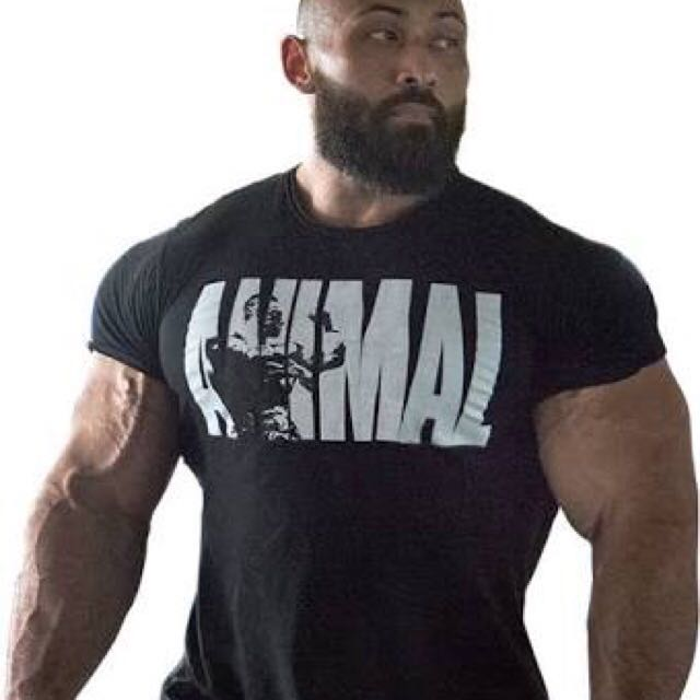 Brand New Animal Gym Shirt