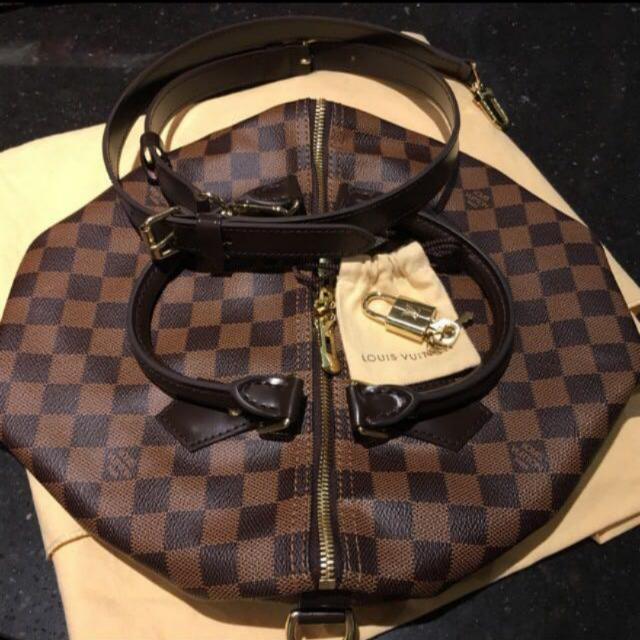 e85824e6c770 Brand New In Box Authentic Louis Vuitton (LV) Speedy Bandouliere ...