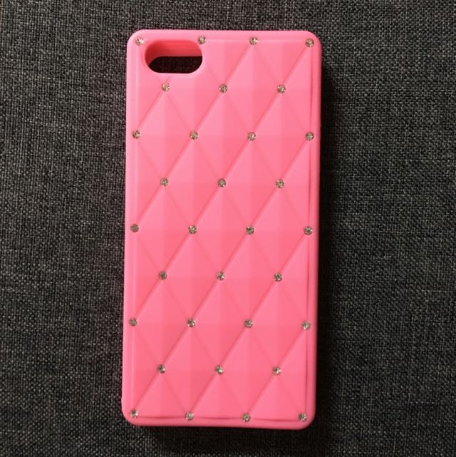 Bright Pink iPhone 5/5s Case
