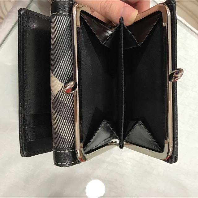 Burberrys Wallet (authentic)
