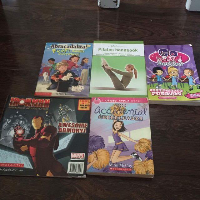 Children Books Bundle