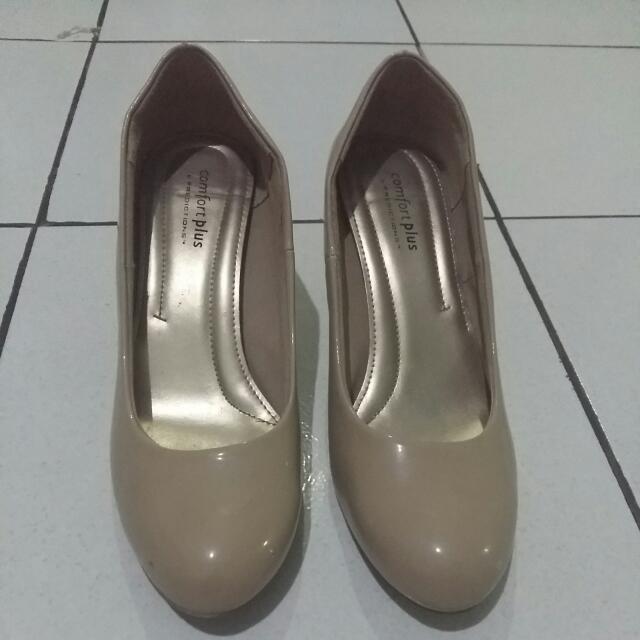 Comfort Plus Pointed Heels