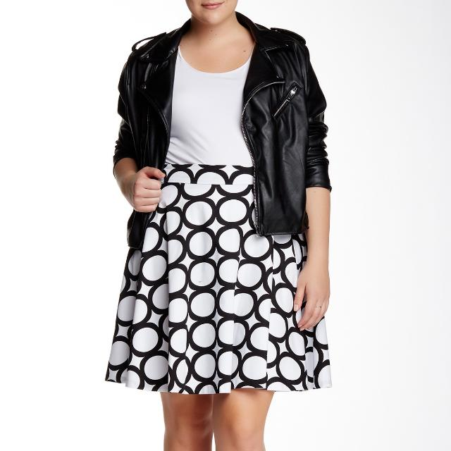 Nordstrom Contemporary Circle Skirt