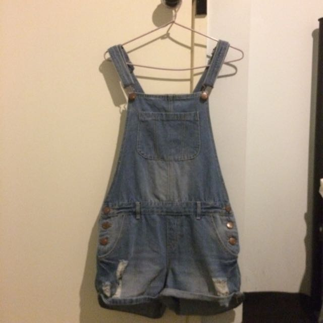 Cotton On Overalls, Size 10