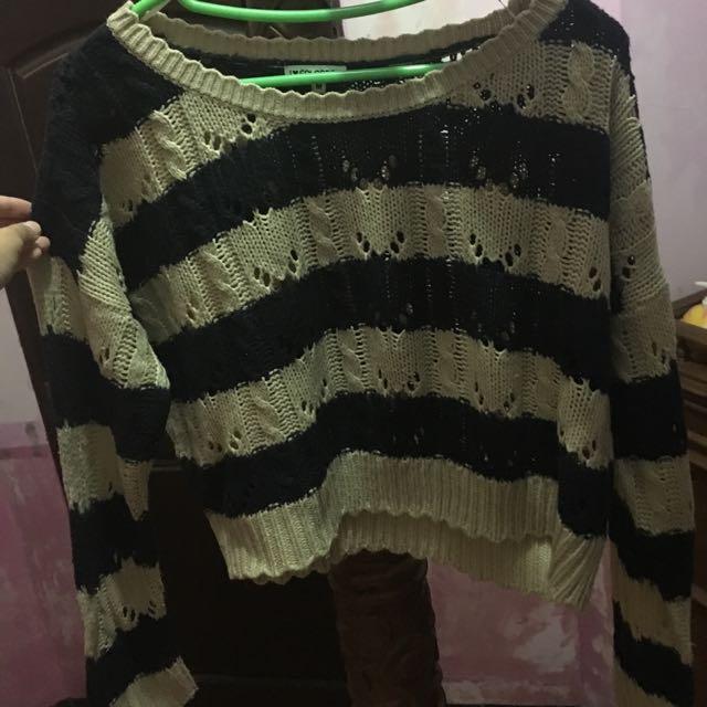 Crop Sweater