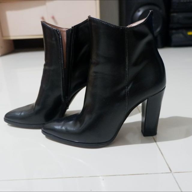 Everbest Black Boots