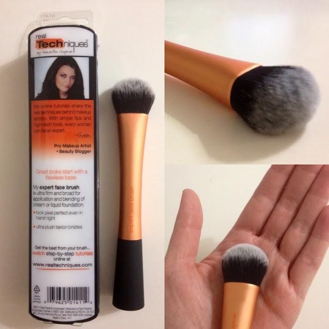Expert Face Brush By Real Techniques Health Beauty Makeup On